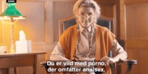 Pornopsykologen redegøre for analsex fantasier (VIDEO)